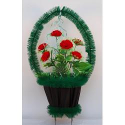 Корзина ритуальная Роза КСУ-44
