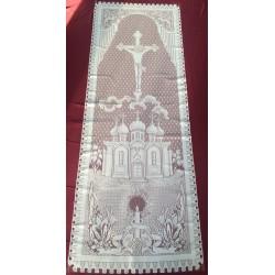 Покрывало ритуальное кружевное мод. 324А