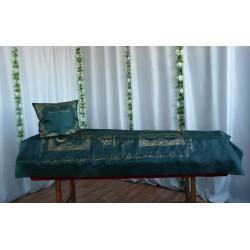 Комплект ритуальный мусульманский  накат бронза