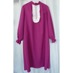 Платье женское габардин