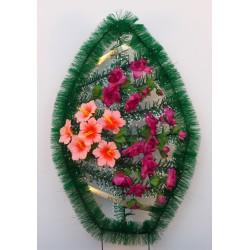 Ритуальный венок Роза 135 ФМУ
